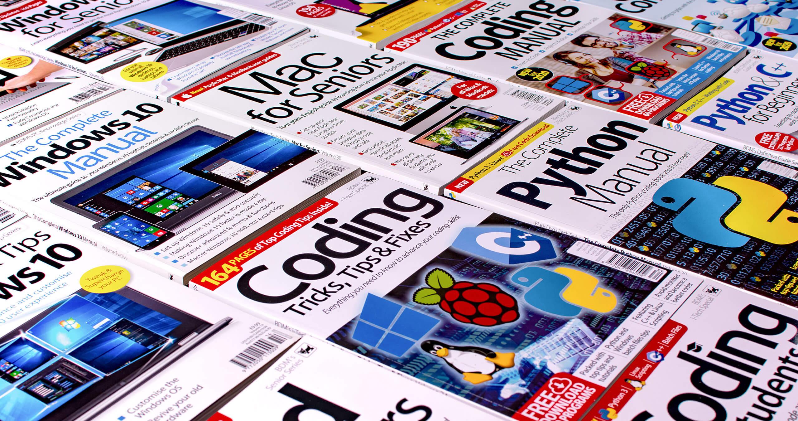Black Dog Media Magazines