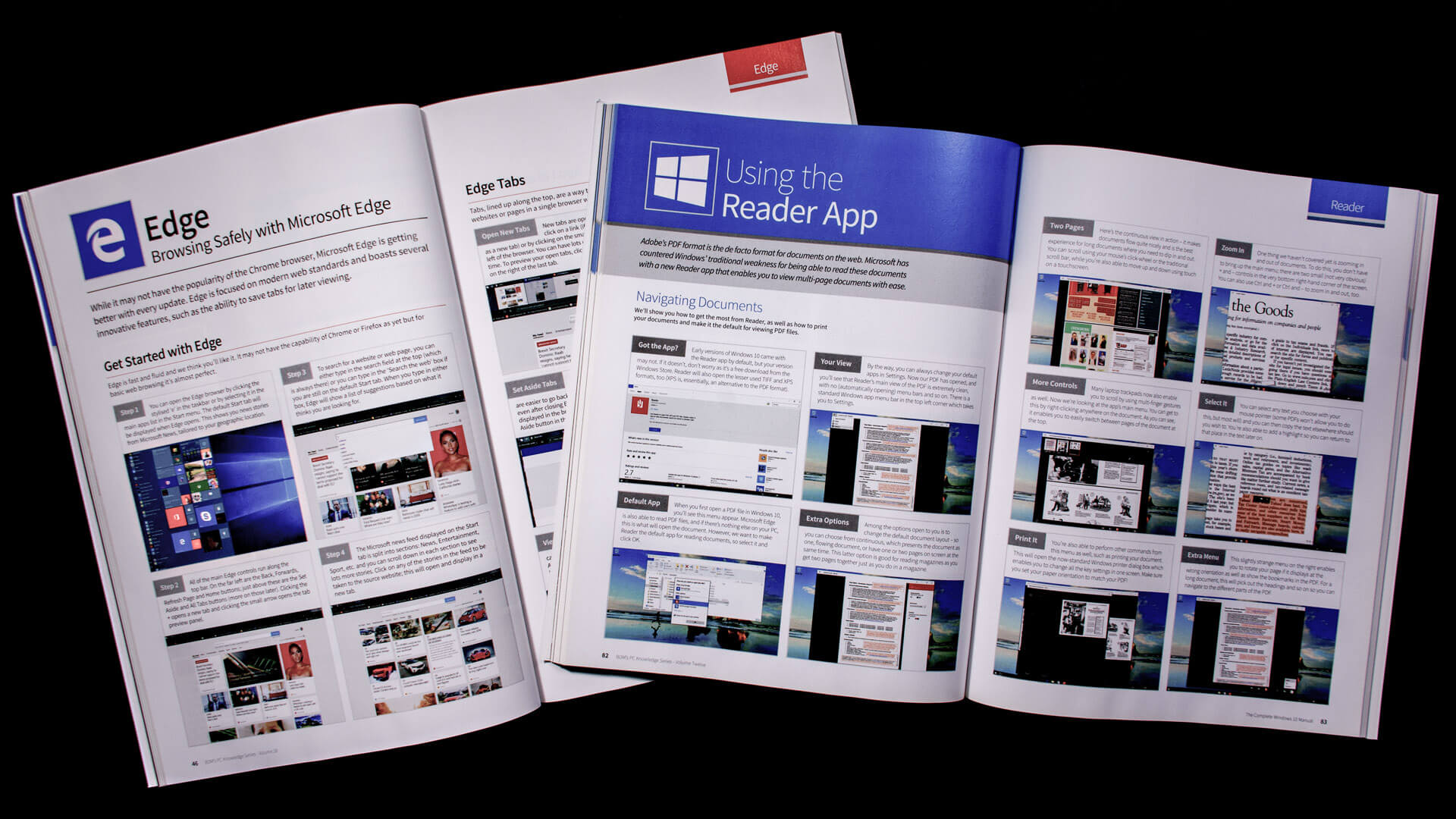 Black Dog Media Windows magazine