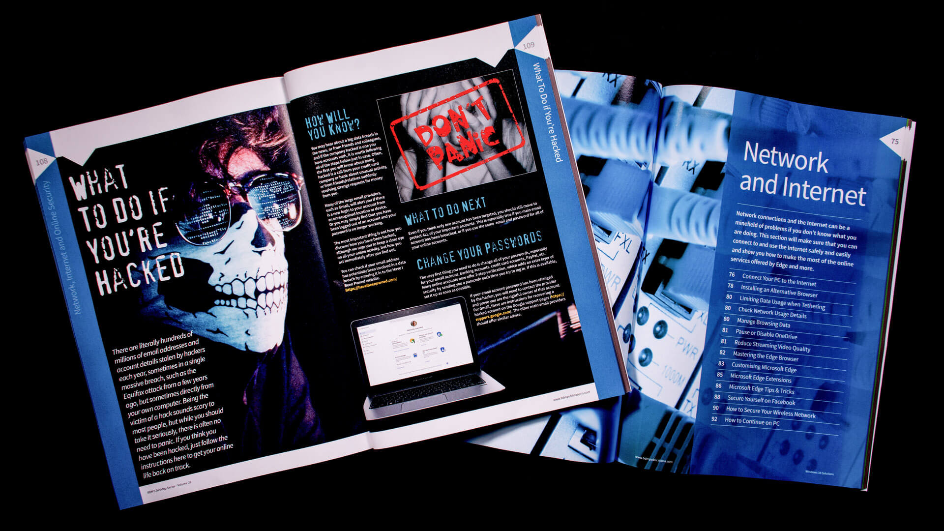 Black Dog Media Coding Magazine