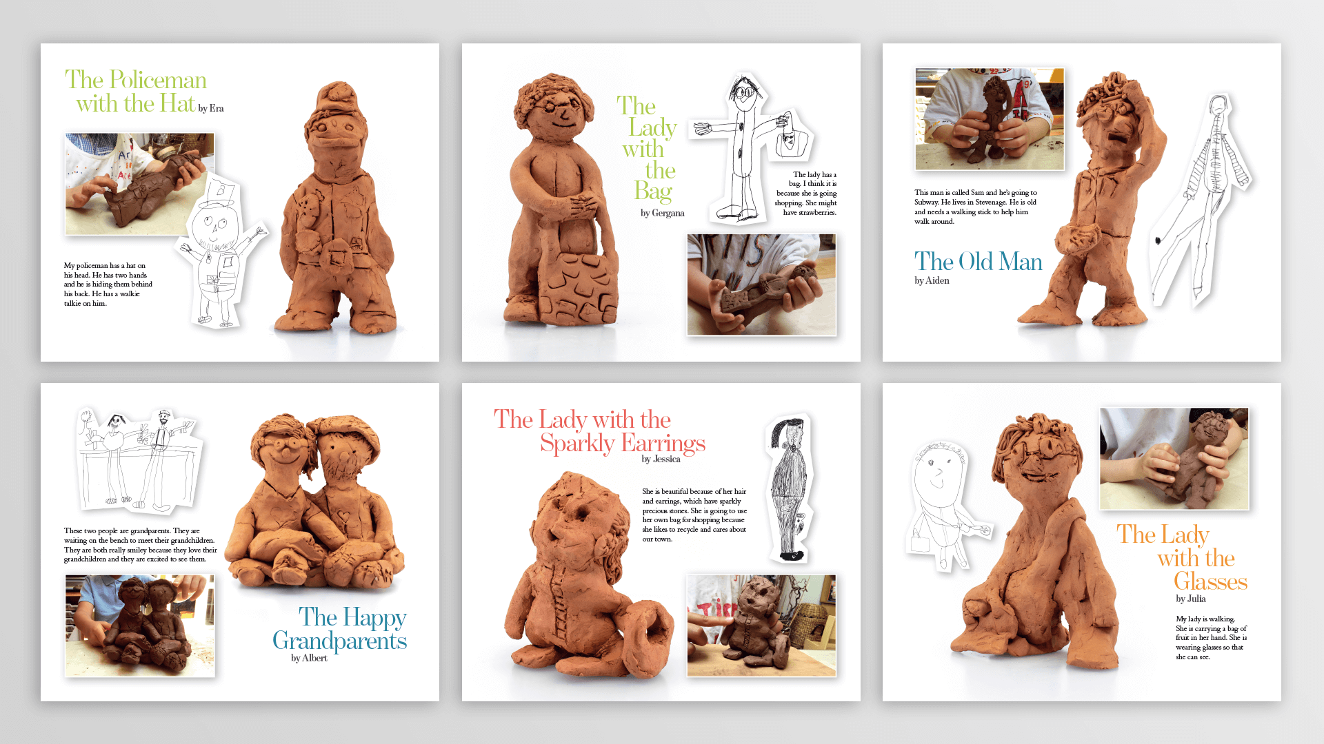 Diversity Squared: What's Your Story? catalogue prints