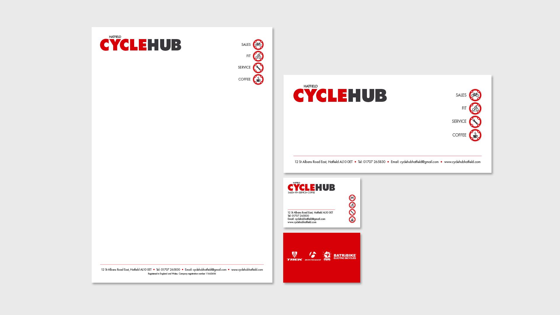 Hatfield Cycle Hub